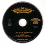 "Wish Upon A Dog Star ""Black Disc"" Promo Disc"