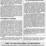 Hard Rock Comics: Jane's Addiction - Story Page 2