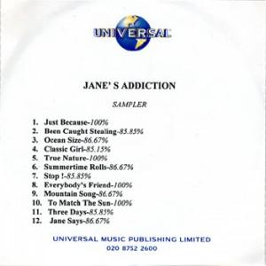 Universal Sampler Cover