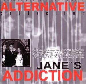 Alternative Collection Cover