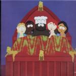 South Park: Chef Aid U-Card Underside