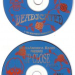Deadicated Radio Promo Discs