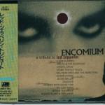 Encomium Japanese Cover