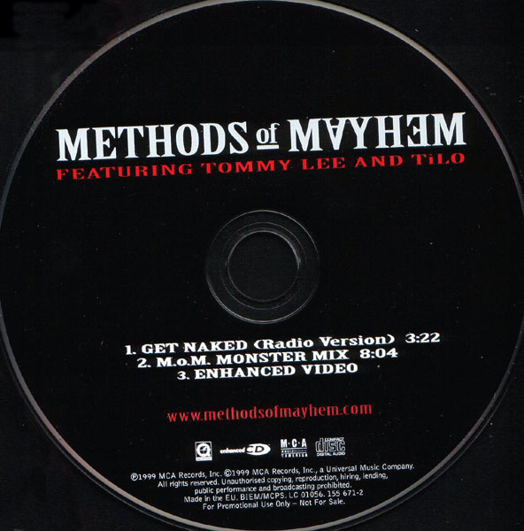 Methods of mayhem get naked uncensored