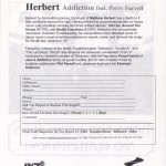 Herbert Addiction Advertisement Part 2