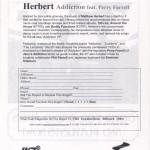 Herbert Addiction Advertisement Part 2