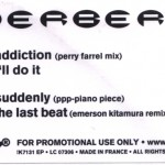 Herbert Addiction Promo Label