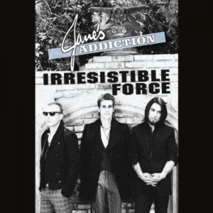 Irresistible Force Cover