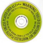 Methods of Mayhem Clean Disc