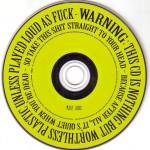Methods of Mayhem Japanese Disc