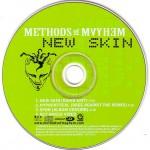 New Skin Australian Slipcase Disc