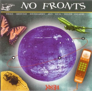 No Fronts Cover