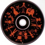 One Hot Minute 3D Cover Disc