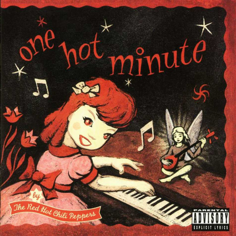 Red Hot Chili Peppers One Hot Minute Janesaddiction Org