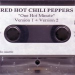 One Hot Minute Promo Cassette Tape