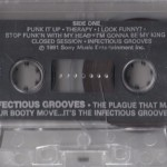 Plauge That Makes... Cassette Side 1