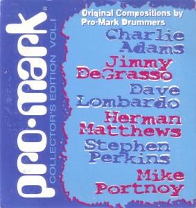 Pro-Mark Cover