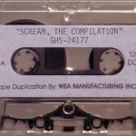 Scream Promo Cassette Side A
