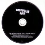 Secretary Bird Advance Disc