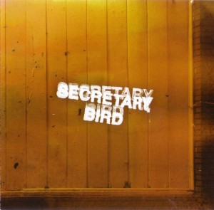 Secretary Bird Cover