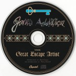 The Great Escape Artist Disc