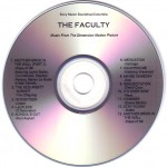 The Faculty Advance CD Disc