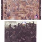 Woodstock '94 (Box Set) Discs 5&6 Cover & U-Card